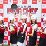 """BSIN & WLIN Iron Chef 2018 diễn ra thành công với sự tham gia của các """"siêu đầu bếp doanh nhân"""""""