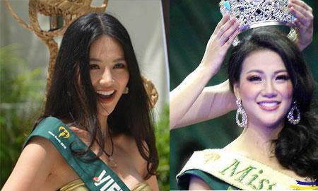 Tân Hoa hậu Trái đất 2018 sở hữu nhan sắc và học vấn đáng ngưỡng mộ