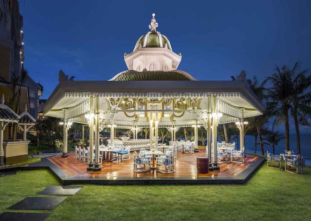 Tưng bừng mùa lễ hội tại JW Marriott Phu Quoc Emerald Bay