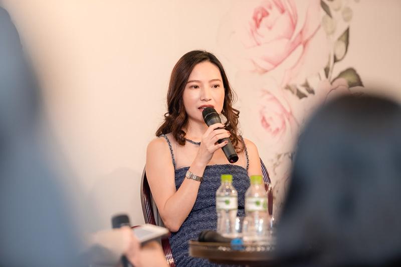 Chị Thùy Dung chia sẻ về những khó khăn, định kiến mà chị phải vượt qua trong