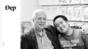 """Nhà thiên văn học Trịnh Xuân Thuận & Bé Đỗ Nhật Nam: """"CHÚNG TA ĐỀU LÀ NGÔI SAO"""""""