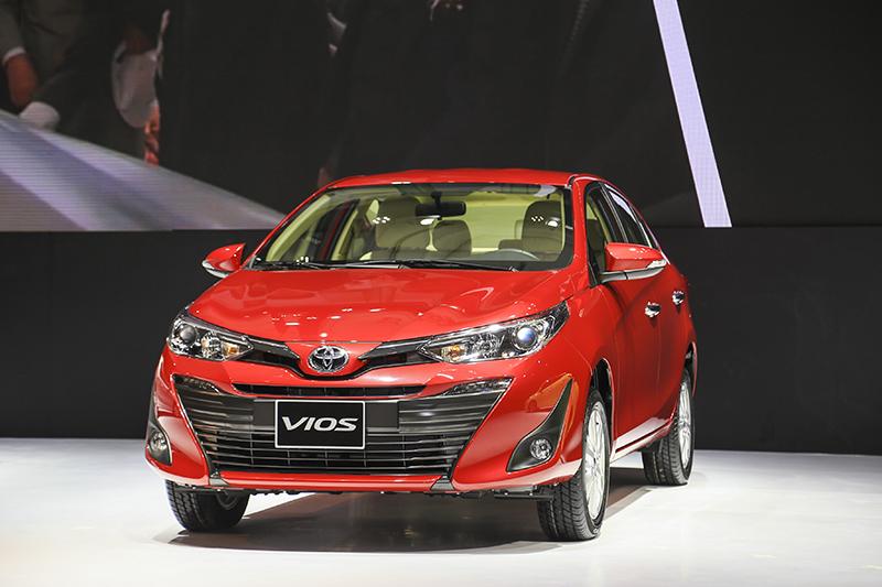 Toyota Việt Nam tặng 2 năm bảo hiểm thân vỏ cho Vios mới