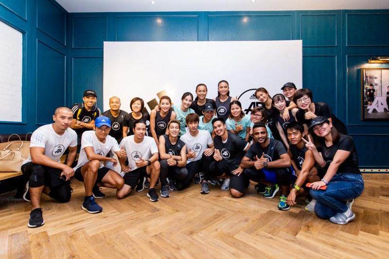 Mặc dù mới chính thức ra mắt vào ngày 08/11 nhưng adidas Runners Saigon đã hoạt động được một thời gian với các hoạt động đều đặn mỗi tháng khoảng 3-4 lần.