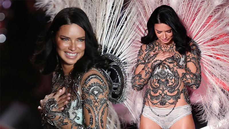 Adriana Lima chia tay Victoria's Secret và ngã rẽ sau khi rời hàng ngũ thiên thần