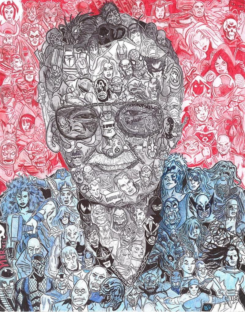 Là một biểu tượng văn hóa có sức ảnh hưởng mạnh mẽ đến nền điện ảnh và nhiều thế hệ khán giả, Stan Lee sẽ còn sống mãi và hiển hiện trong mỗi nhân vật siêu anh hùng kinh điển. Cảm ơn ông vì tất cả!