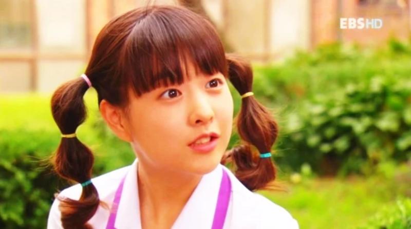 """Hình ảnh Park Bo Young trẻ trung với vai diễn Cha Ah Rang trong """"Secret Campus"""" vào năm 2003 nhanh chóng chiếm cảm tình từ khán giả, bắt đầu cho hành trình dài chinh phục màn ảnh rộng của cô nàng."""