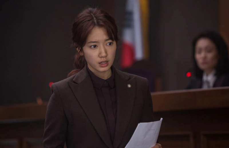 """Vai diễn Choi Hee Jeong ở dự án """"Heart Blackended"""" là dự án gần đây nhất của ngôi sao """"Những người thừa kế"""", tuy bộ phim điện ảnh này không gây tiếng vang lớn."""