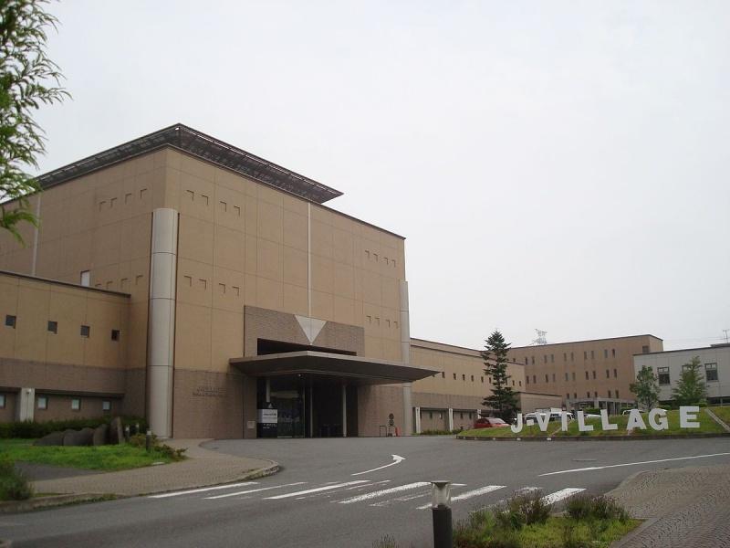 J–Village - trung tâm huấn luyện thể thao lớn nhất Nhật Bản.