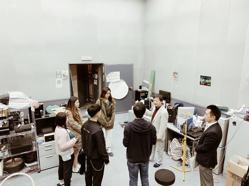 Phòng ngiên cứu Trường đại học Aizu