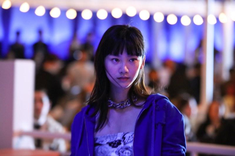 Diễn viên Angela Yuen.