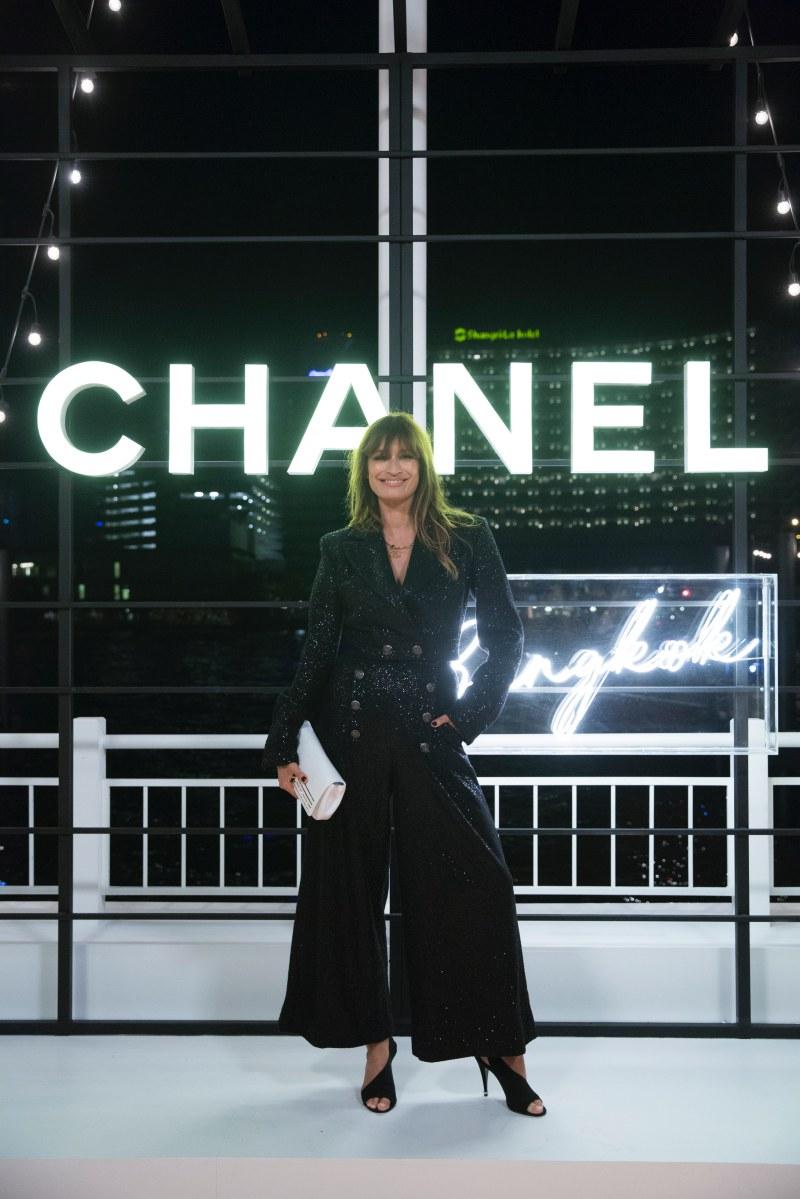 Nàng thơ Caroline de Maigret của nhà mốt Chanel