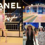"""Châu Bùi """"đụng độ"""" dàn sao khủng trong show Cruise 2019 của Chanel tại Bangkok"""
