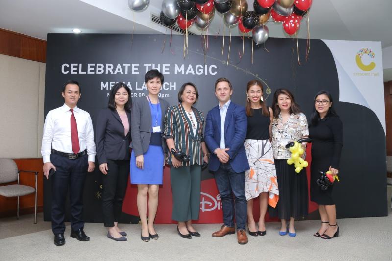 Sự hợp tác giữa Crescent Mall và Walt Disney South Asia hứa hẹn sẽ đem đến một mùa Giáng sinh với nhiều trải nghiệm tuyệt vời.