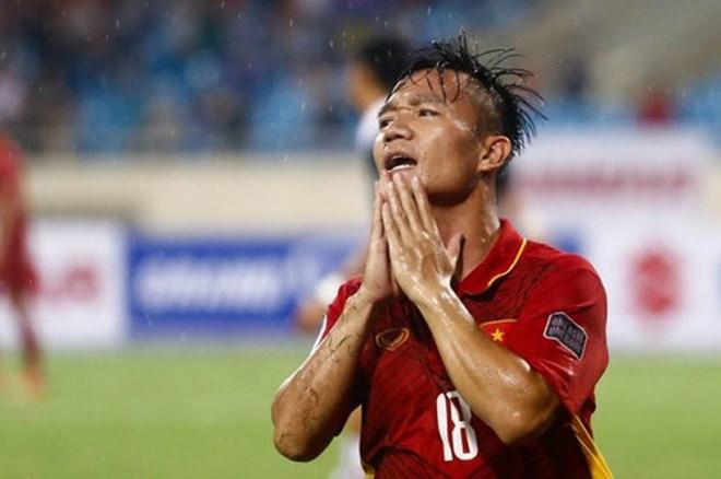 Đinh Thanh Trung giã từ đội tuyển sau khi bị loại khỏi AFF Cup 2018
