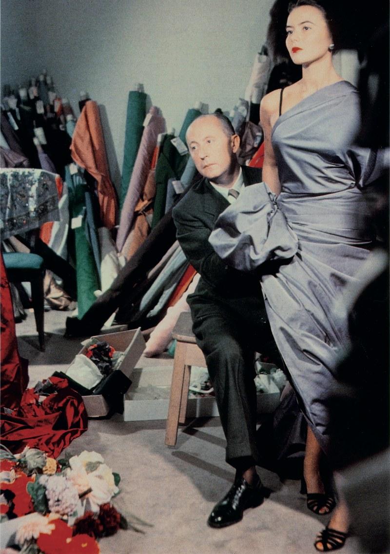 NTK Christian Dior - người đã mang đến cho thời trang couture những chuẩn mực thượng thừa.