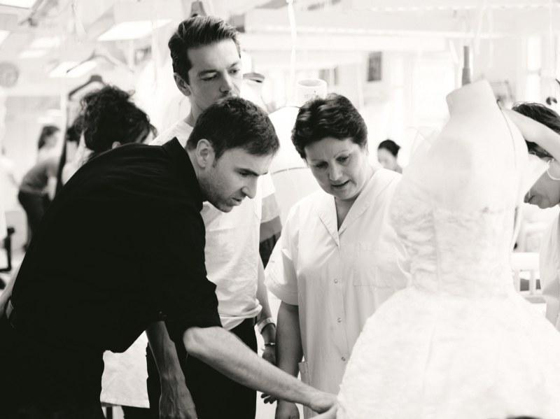 NTK Raf Simons - Giám đốc Sáng tạo tại Dior từ năm 2012 - 2015