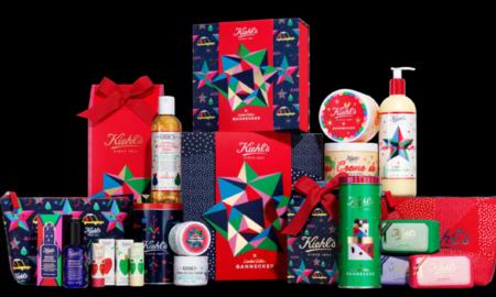 Kiehl's ra mắt bộ sưu tập lễ hội 2018 với dịch vụ gói quà đặc biệt