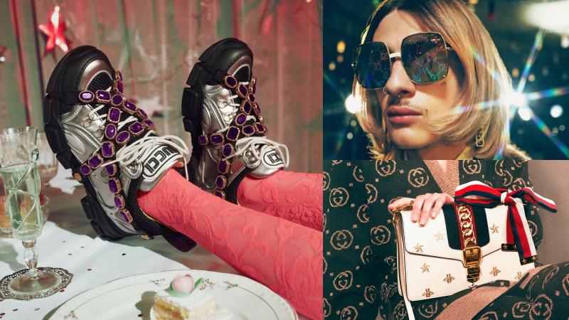 Chọn quà Giáng Sinh với Gucci, tại sao không?