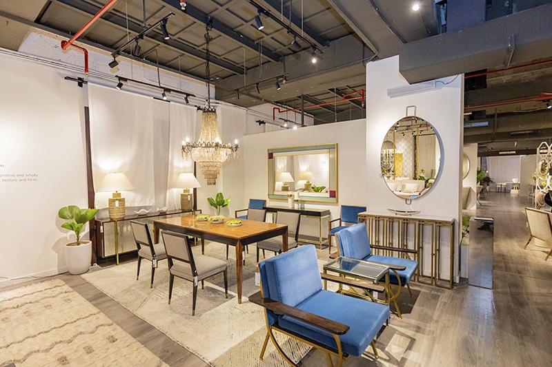 Thương hiệu nội thất cao cấp Sonder living có cửa hàng Flagship ở Hà Nội