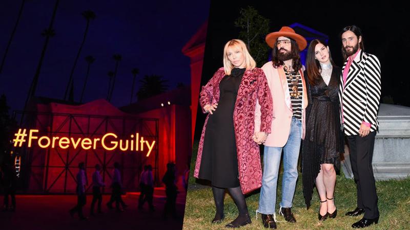 """""""Sầu nữ"""" Lana Del Rey mở tiệc tưng bừng tại nghĩa trang của Hollywood"""