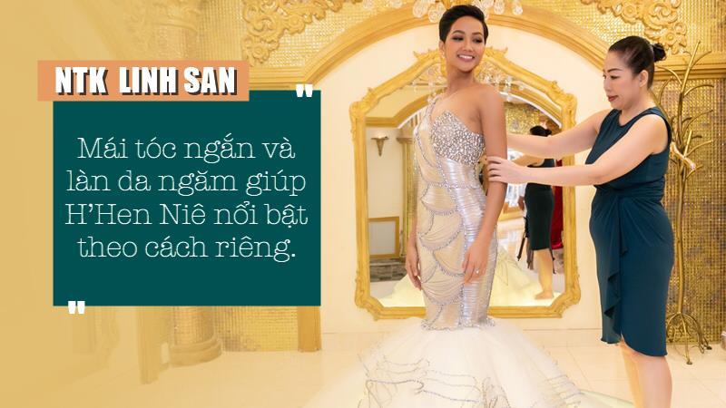 NTK Linh San tiết lộ ưu – nhược điểm của H'Hen Niê trước ngày lên đường dự thi Miss Universe