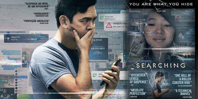 """""""Searching"""" – tác phẩm mới về góc khuất của mạng xã hội gây bão phòng vé"""