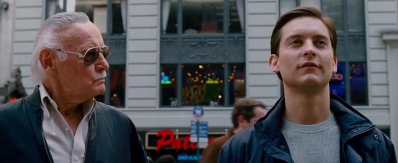 Stan Lee không chỉ là người cha của Marvel Comics, mà còn là gương mặt được mong chờ trong mỗi dự án điện ảnh nhà Marvel.