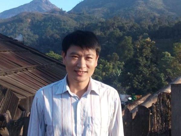 Thầy Nguyễn Hồng Hiệp. (Ảnh: Nhân vật cung cấp)