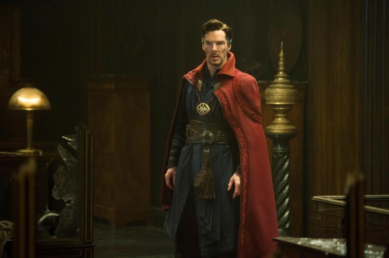 Vai diễn Doctor Strange siêu năng lực của để lại ấn tượng sâu đậm trong lòng người hâm mộ.