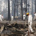 Mỹ thu thập ADN để nhận dạng nạn nhân cháy rừng tại California