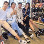 Dàn mẫu Vietnam's Next Top Model hội ngộ ở sự kiện của Vento
