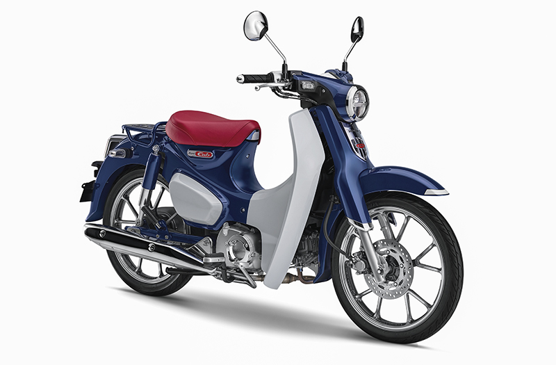 """Honda Việt Nam """"thổi luồng gió mới"""" với Super Cub và xe """"con khỉ"""" Monkey"""