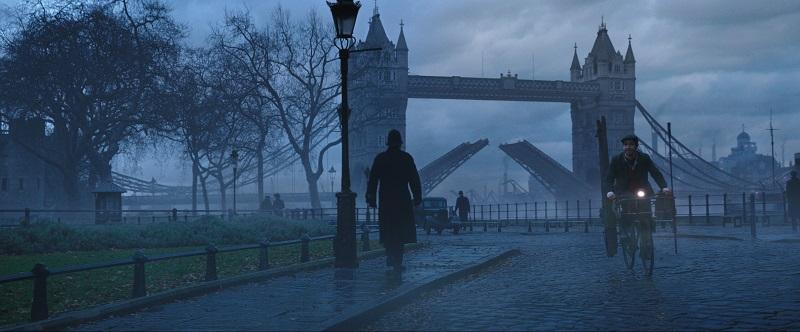 """Bối cảnh của bộ phim diễn ra ở nước Anh thời kỳ """"Đại suy thoái"""""""