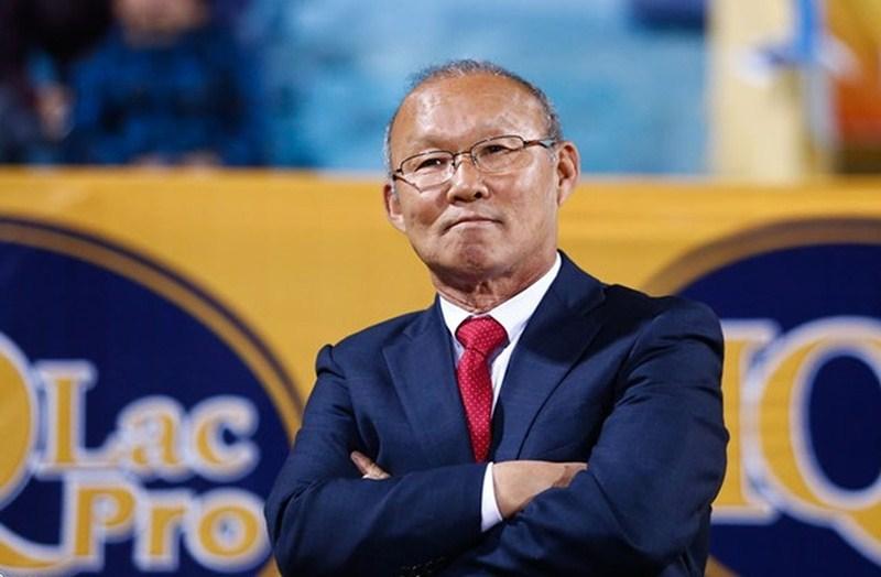 """HLV Park Hang Seo đã từng phát biểu rằng: """"Chiến thắng là triết lý bóng đá của tôi"""""""