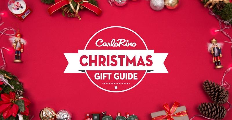 Carlo Rino gợi ý quà tặng sang trọng và thanh lịch cho dịp Giáng sinh