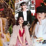 Ngất ngây với loạt váy áo rực rỡ của mỹ nhân Việt trong mùa lễ hội