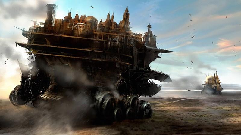 Tâm điểm của bộ phim là những thành phố chuyển động cùng những pha rượt đuổi nghẹt thở.