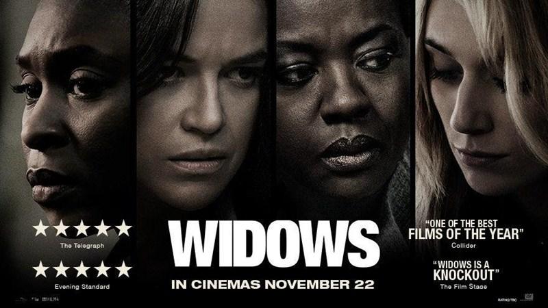 """Siêu phẩm """"Widows"""": Hấp dẫn trên từng khung hình!"""