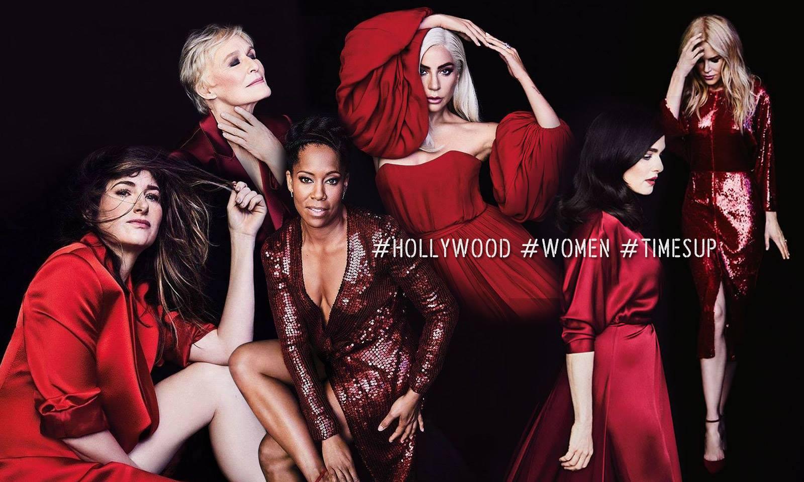 Câu chuyện bàn tròn của 6 nữ diễn viên Hollywood: Cuộc cách mạng đã thật sự bắt đầu!