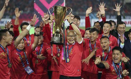 AFF Suzuki Cup 2018: Truyền thông nước ngoài chào đón tân vô địch