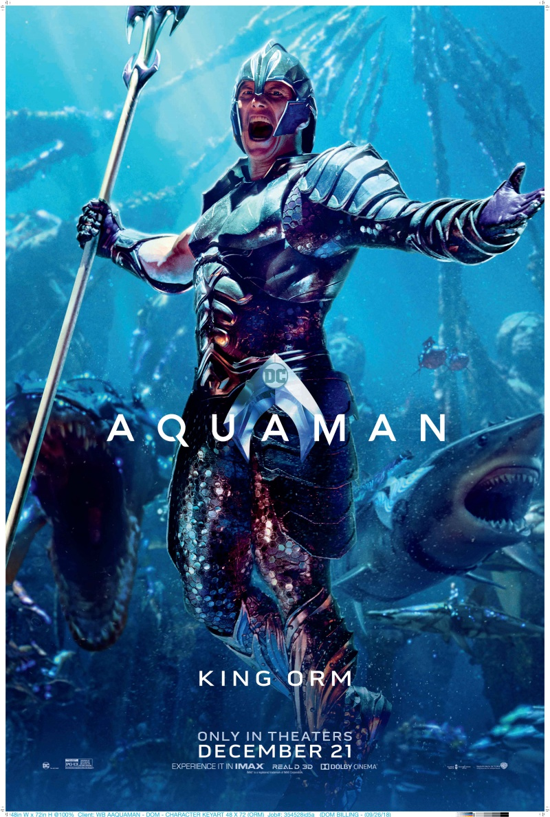 Sự lựa chọn đầu tiên và duy nhất mà đạo diễn James Wan dành cho vai diễn Orm là nam diễn viên Patrick Wilson.