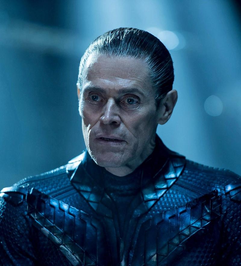 """Với gương mặt góc cạnh, nam tài tử thường xuyên nhập vai phản diện hoặc nhân vật có tính cách quái dị, tâm lý có phần """"không ổn định""""."""