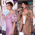 Chuỗi cửa hàng mỹ phẩm Hàn Quốc quy tụ dàn trai xinh gái đẹp tấp nập mua sắm
