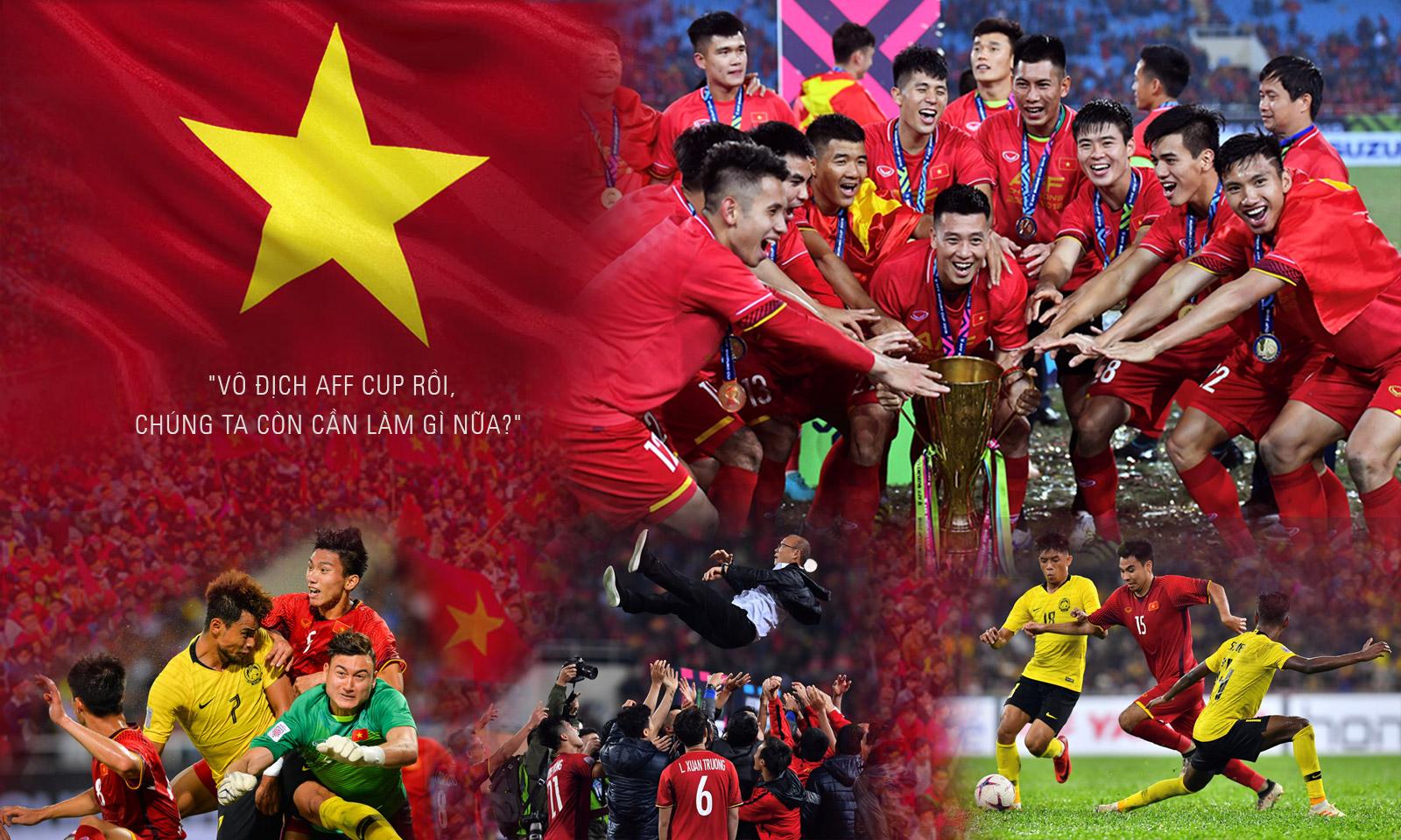 Vô địch AFF Cup rồi: Giờ ta phải làm gì?