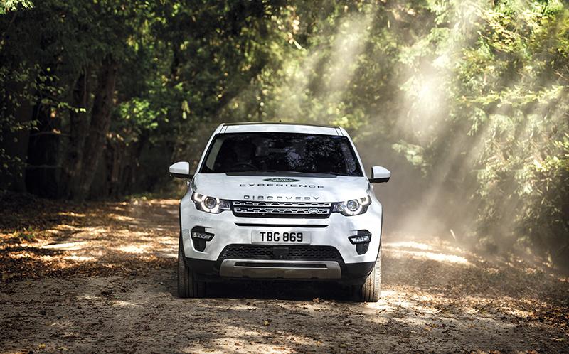 Land Rover ưu đãi hai mẫu xe Evoque và Discovery với tổng trị giá 50 triệu đồng