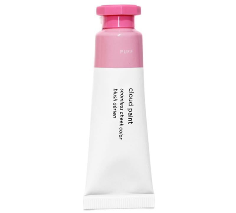 Glossier Cloud Paint màu Puff hồng ngọt ngào, phù hợp với hầu hết tông da