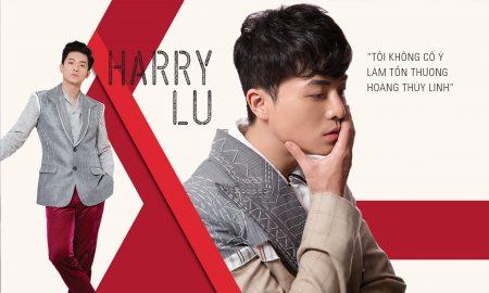 """Harry Lu: """"Tôi không cố ý làm tổn thương Hoàng Thùy Linh"""""""