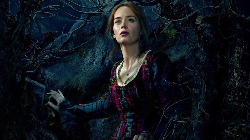 """Với màn trình diễn xuất sắc trong """"Into the Woods"""", Blunt đã được nhà Disney tin tưởng gửi gắm nhân vật kinh điển Mary Poppins trong phần 2."""
