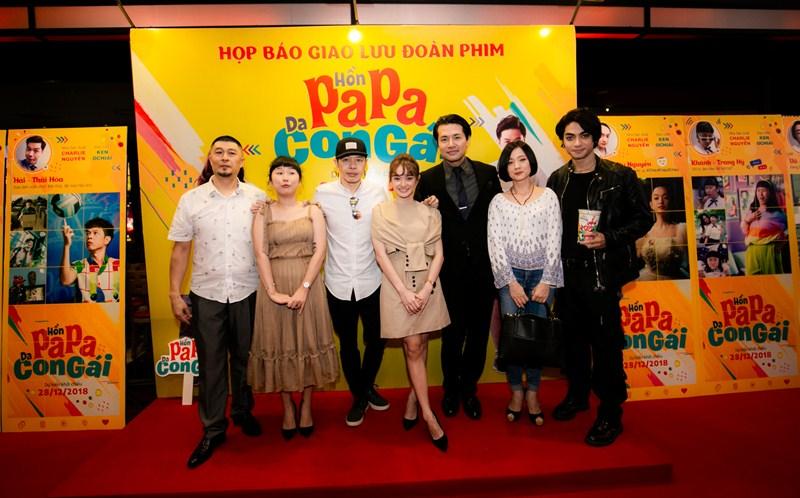 """Với Thái Hòa và Kaity Nguyễn, """"Hồn papa da con gái"""" liệu có xô đổ kỷ lục của """"Em chưa 18""""?"""