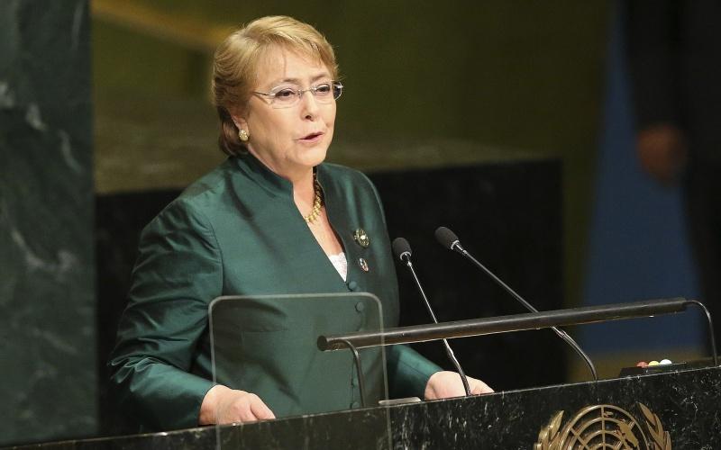 Michelle Bachelet là vị Tổng thống luôn đại diện cho nữ quyền và là một nữ lãnh đạo rất quyết đoán và đầy bản lĩnh.